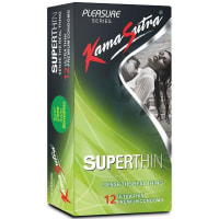Kamasutra Superthin  Condom