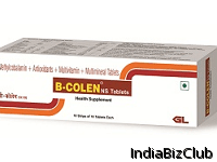 B Colen NS Tablet