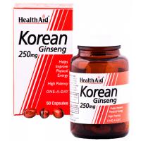 Healthaid Korean Ginseng 250mg Capsule