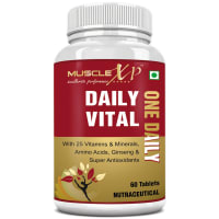 MuscleXP Daily Vital (One Daily) Tablet