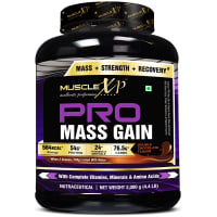 MuscleXP Pro Mass Gain Double  Chocolate