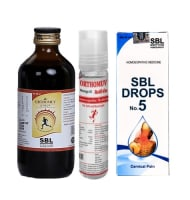 SBL 112 Cervical Spondylitis Care Pack (Combo Of 3)
