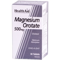 Healthaid Magnesium Orotate 500mg Tablet