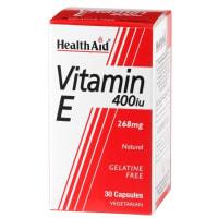 Healthaid Vitamin E  400IU Capsule