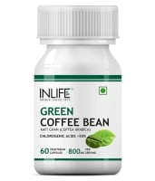 Inlife Green Coffee Bean Extract 800mg Capsule
