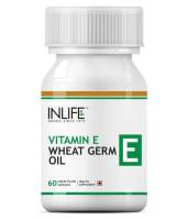Inlife Vitamin E Wheat Germ Oil Capsule