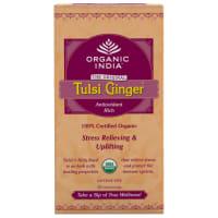 Organic India Tulsi Ginger Tea