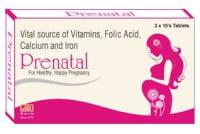 Prenatal Tablet