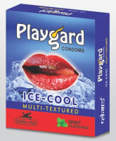 Playgard Ice-Cool Mint Condom