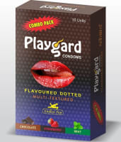 Playgard Combo Pack Condom