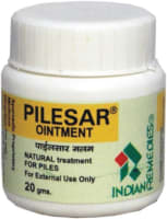 Indian Remedies Pilesar Ointment
