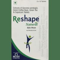 Reshape Natural Tablet