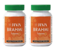 Jiva Brahmi Tablet Pack of 2
