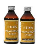 Jiva Memorika Syrup Pack of 2