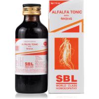 SBL Alfalfa Tonic with Genseng