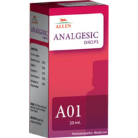 Allen A01 Analgesic Drop