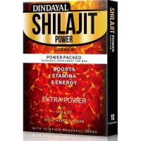 Shilajit Power Capsule