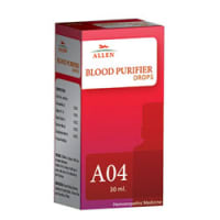 Allen A04 Blood Purifier Drop
