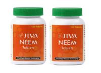 Jiva Neem Tablet Pack of 2