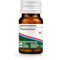 ADEL Thiosinaminum Trituration Tablet 3X