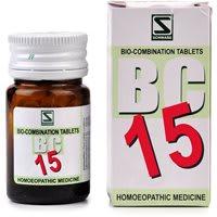 Dr Willmar Schwabe Biocombination 15 Tablet
