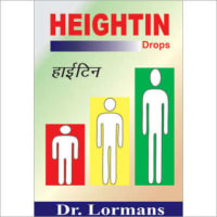 Dr. Lormans Heightin Drop