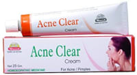 Wheezal Acne Clear Cream