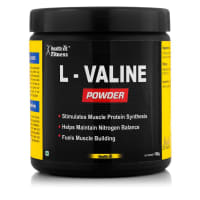 HealthVit Fitness L-Valine Powder