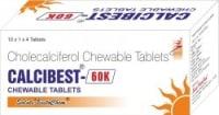 Calcibest -60K Tablet