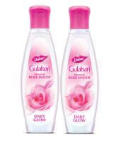 Dabur Gulabari Premium Rose Water Pack of 2