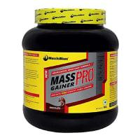 MuscleBlaze Mass Gainer Pro with Creapure Chocolate