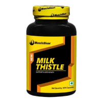 MuscleBlaze Milk Thistle Capsule