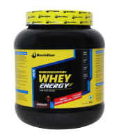 MuscleBlaze Whey Energy Chocolate