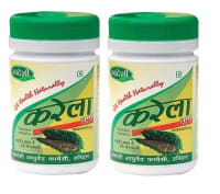 Swadeshi Karela Churna Pack of 2
