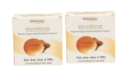 Patanjali Saundarya Mysore Super Sandal Body Cleanser Pack of 2
