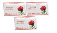 Patanjali Rose Kanti Body Cleanser Pack of 3
