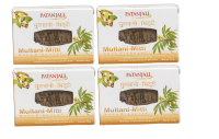 Patanjali Multani Mitti Body Cleanser Pack of 4