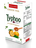 Typhoo Green Tea Honey lemon