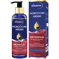 St.Botanica Moroccan Argan Hair Growth Oil