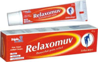 Hapdco Relaxomuv Ointment