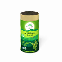 Organic India Tulsi Green Tea Tin Classic