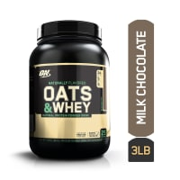 Optimum Nutrition (ON) Natural 100%  Oats & Whey Milk Chocolate