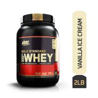 Optimum Nutrition (ON) Gold Standard 100% Whey Vanilla Icecream