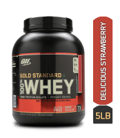 Optimum Nutrition (ON) Gold Standard 100% Whey Strawberry