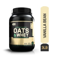 Optimum Nutrition (ON) Natural 100%  Oats & Whey Vanilla Bean