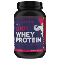 Livhealthy 100% Whey Protein Double Rich Chocolate