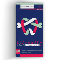 Livhealthy D CAL MAG Tablet