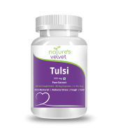 Nature's Velvet Tulsi Pure Extract 500mg Capsule