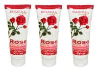 Patanjali Rose Face Wash Pack of 3