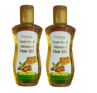 Patanjali Kesh Kanti Almond Hair Oil Pack of 2